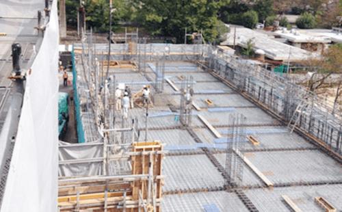 安心・安全の型枠工事